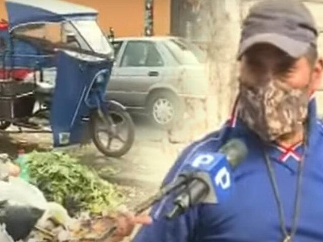 """""""Caquetá"""" está completamente abandonado en plena pandemia"""