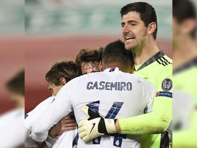 Champions League: Real Madrid empata a cero con Liverpool pero pasa a semifinales