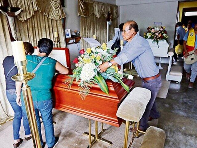Lambayeque: Geresa pide cumplimiento de norma que prohibe velorios en pandemia