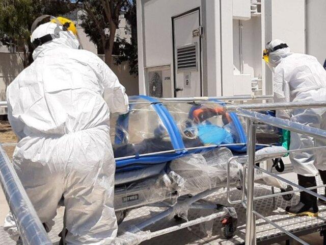 OMS: casos globales de COVID-19 ascienden por octava semana consecutiva