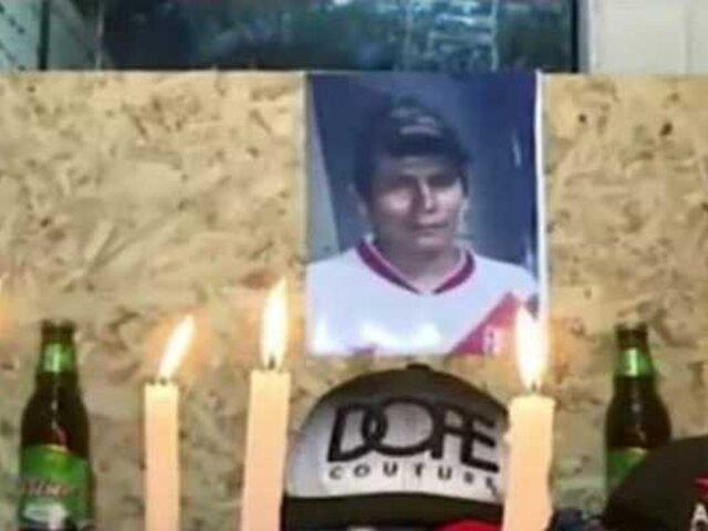 Lomo de Corvina: policías recuperaron cuerpo de hombre que cayó por acantilado y murió