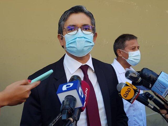 Abren investigación a Domingo Pérez en control interno de Fiscalía