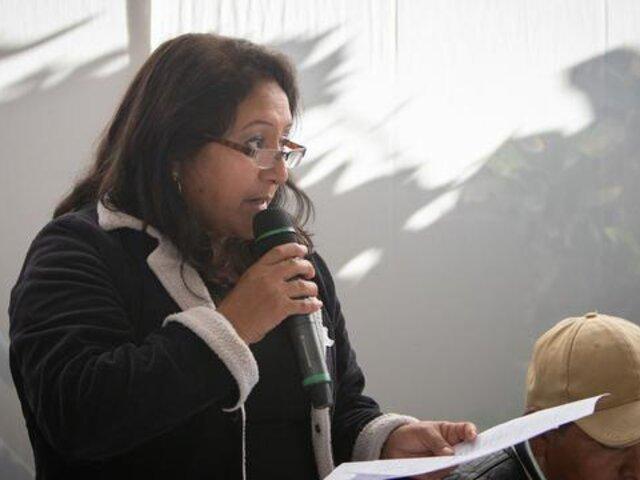 Yanina Poveda, candidata al Congreso falleció días antes de las elecciones a causa del COVID-19