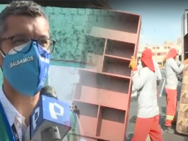 """Campaña """"Techos limpios"""" continúa recolectando objetos en desuso"""