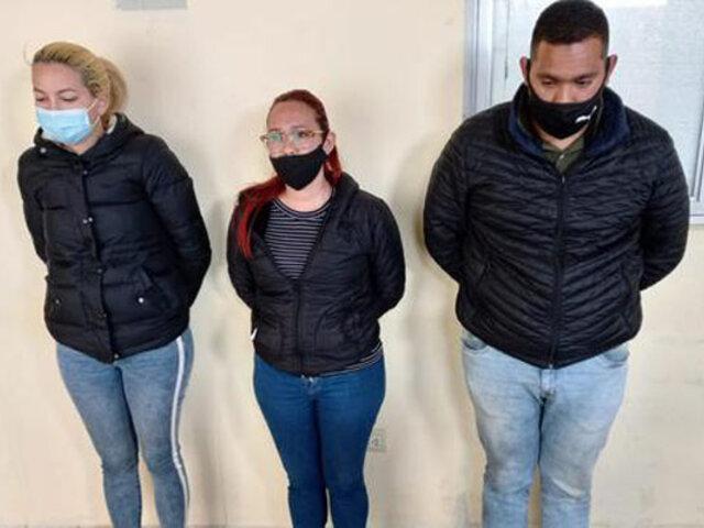 Cusco: capturan banda de extranjeros que ingresó a vivienda y robó más de 30 mil dólares