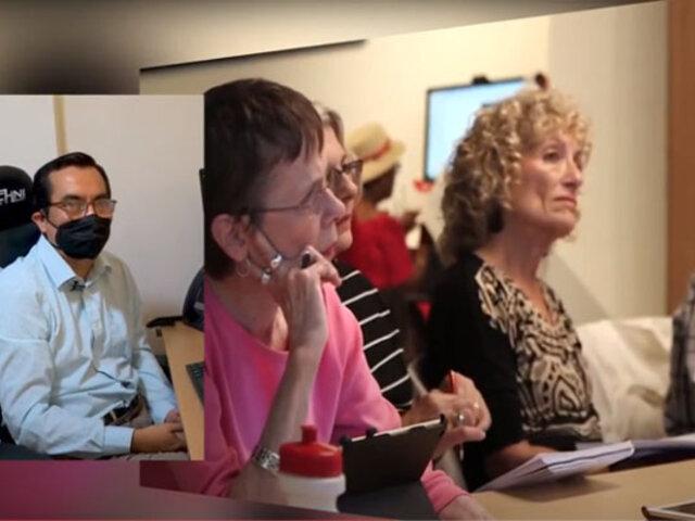 D'Mañana: conoce cómo los adultos mayores pueden usar la tecnología durante la pandemia