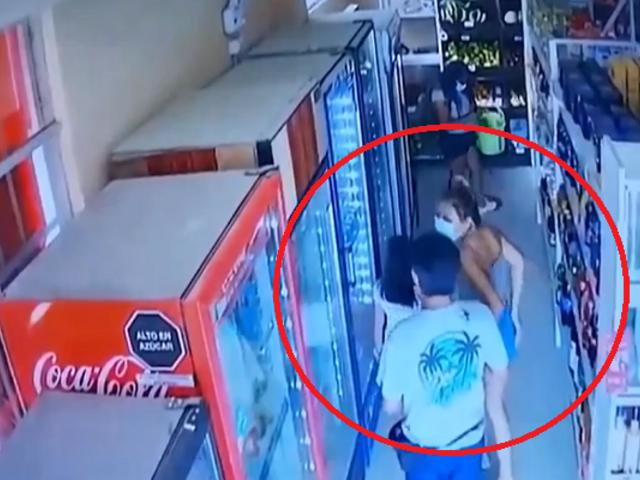 Piura: delincuentes ingresan a robar en minimarket, pero dueña escapó con el dinero