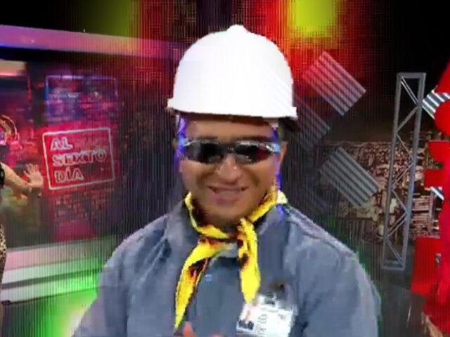"EXCLUSIVO | El ""Ingeniero bailarín'"" llega a ASD para poner a bailar a todos"