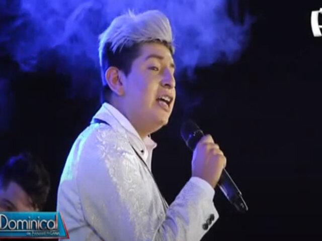 Éxito total: cantante Bryan Arámbulo realizó su primer concierto virtual