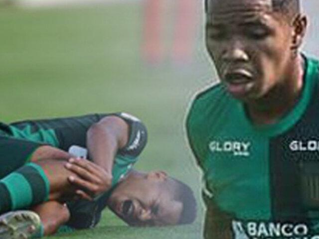 Alianza Lima: Miguel Cornejo será intervenido quirúrgicamente por lesión