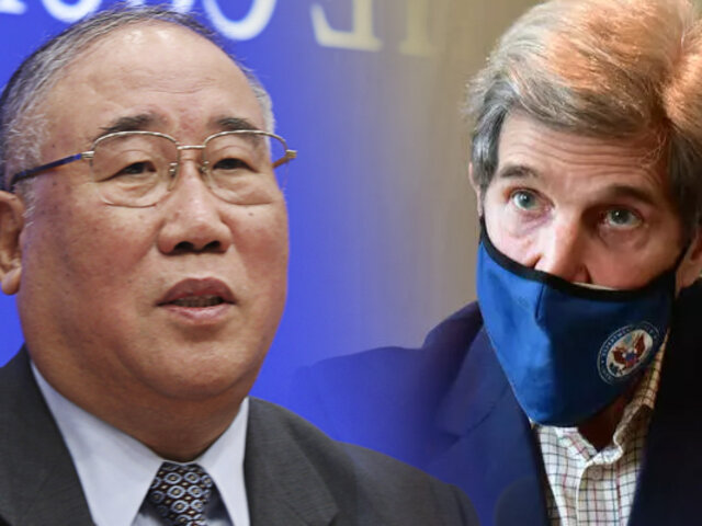 EEUU y China se comprometen a colaborar contra el cambio climático
