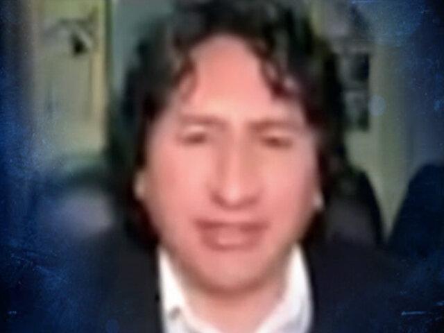 Segunda vuelta: la propuesta de Vladimir Cerrón si Perú Libre gana las elecciones