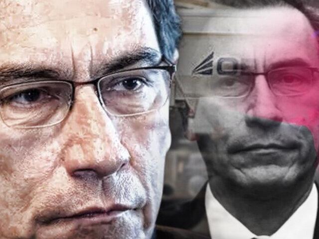 Martín Vizcarra: declaran improcedente acción de amparo presentada contra su inhabilitación