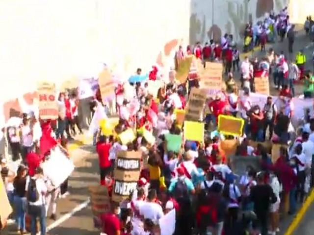 Trabajadores de tragamonedas advirtieron bloqueo de calles si sus reclamos no son atendidos