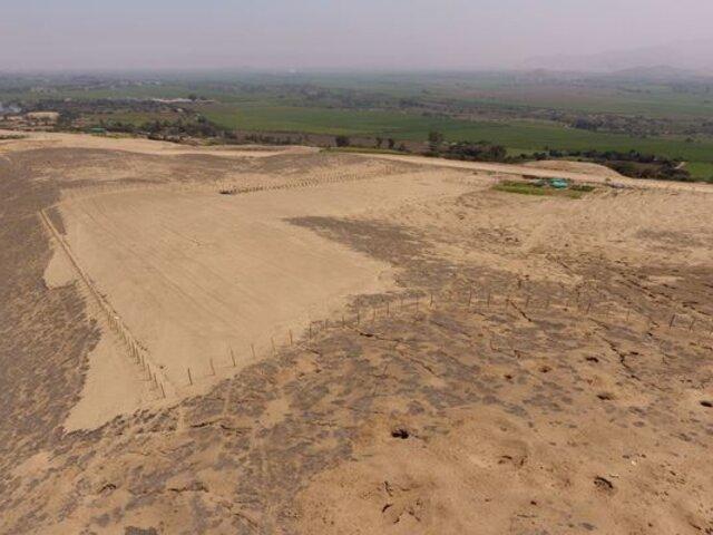 La Libertad: denuncian invasión y huaqueo en sitio arqueológico Cerro Oreja