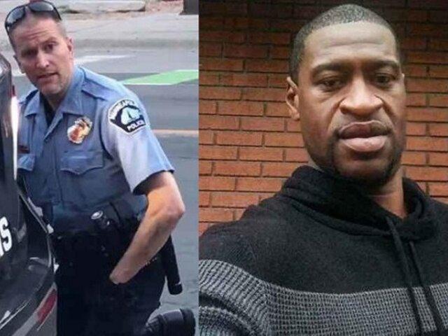 George Floyd: Justicia de EEUU halló culpable a exoficial Derek Chauvin por asesinato