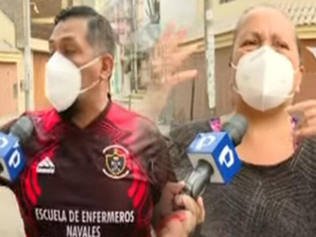 """Vecinos de """"San Germán"""" viven aterrados por la inseguridad ciudadana"""
