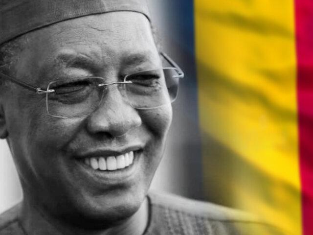 Fallece presidente de Chad tras un combate contra rebeldes