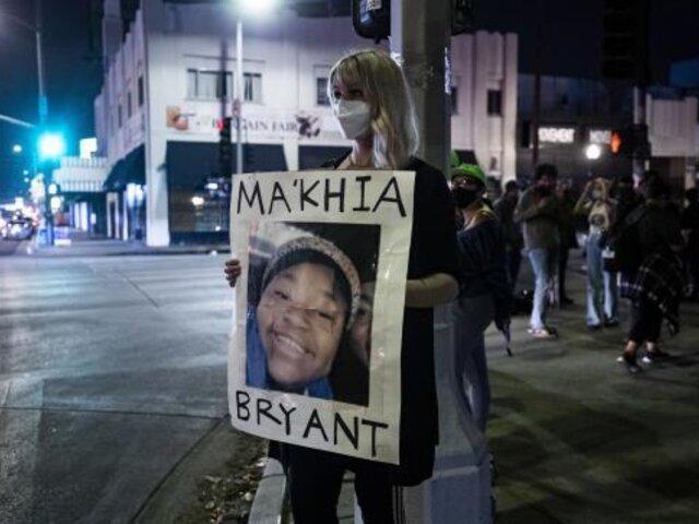 Estados Unidos: adolescente afroamericana muere a manos de la policía