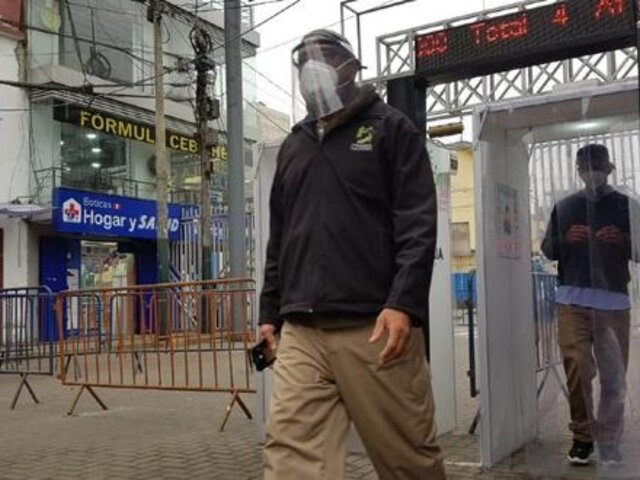 CMP plantea control de aforos drástico ante avance de la pandemia