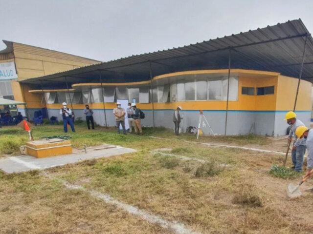Punta Hermosa: inician construcción de planta de oxígeno para pacientes Covid-19