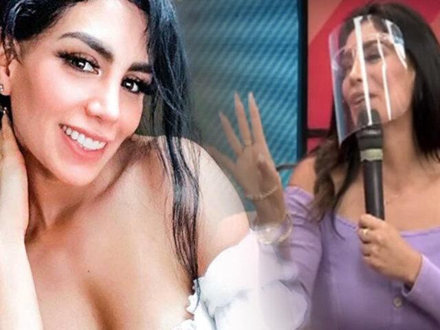Leysi Suárez retomó su amistad con Grace Becerra