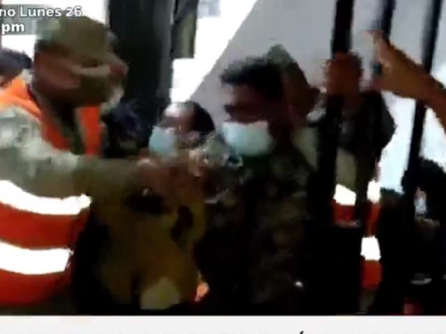 Cañete: mujer fingió desmayo para evitar intervención en fiesta COVID-19