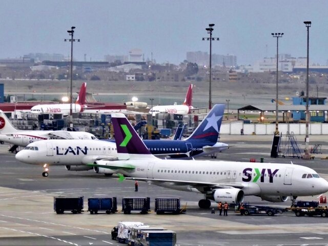 TC: aerolíneas no podrán realizar cobros adicionales por postergar o endosar boletos