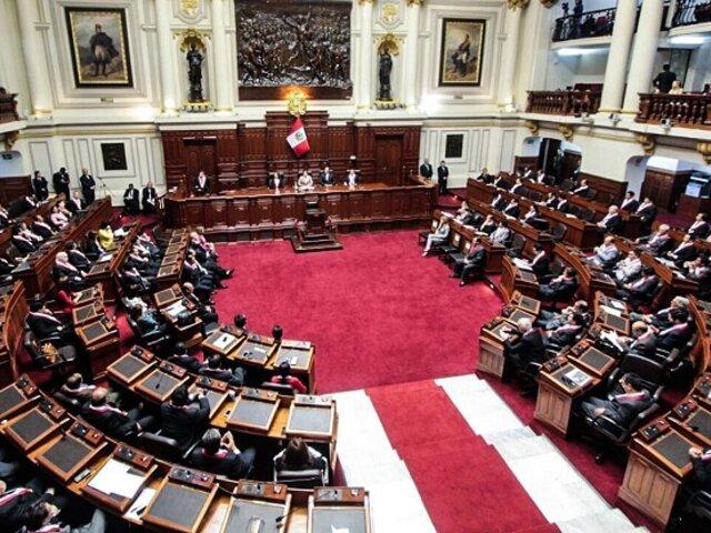 Congreso rechazó reforma que incorpora el acceso a la vivienda digna