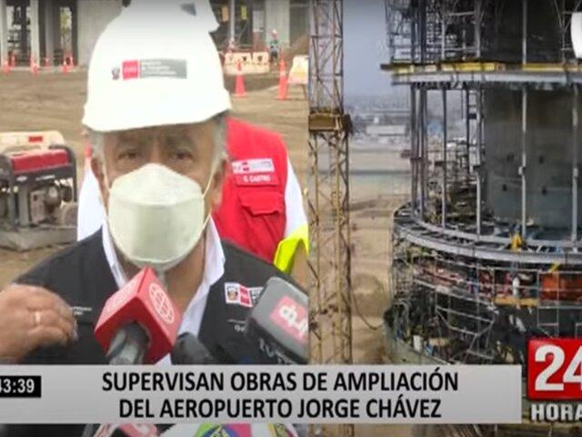 Aeropuerto Jorge Chávez: ampliación permitirá realizar hasta 80 aterrizajes y despegues por hora