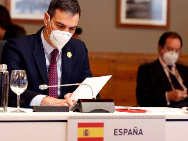 España donará a Latinoamérica 7,5 millones de dosis de vacunas contra covid-19