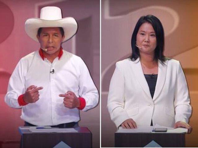 Periodista Henry Flores Córdova podría ser el moderador del debate entre Fujimori y Castillo