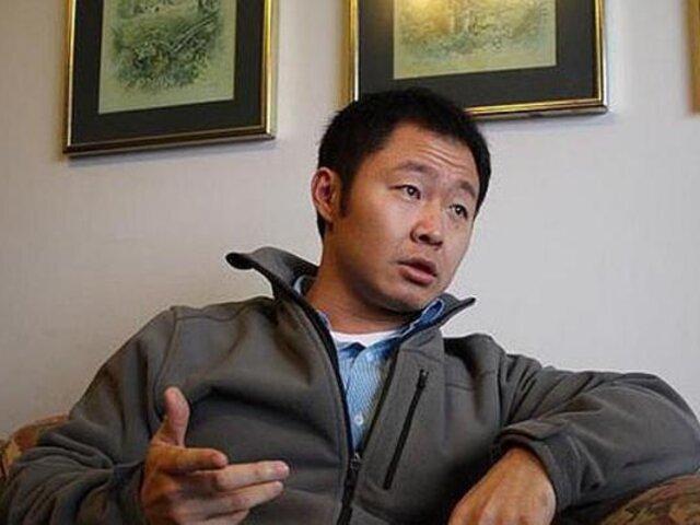 Kenji Fujimori anuncia en sus redes sociales que contrajo COVID-19