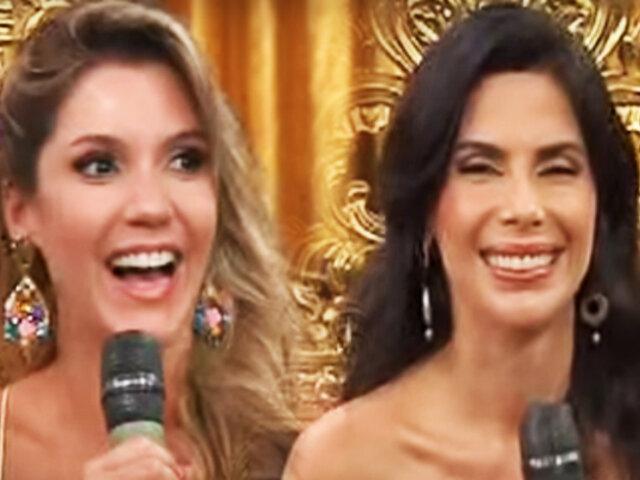 """Ely Yutronic y Alexandra Hörler en """"Porque Hoy es Sábado con Andrés"""""""