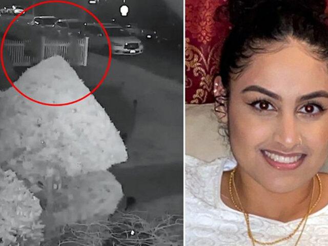 EEUU: sujeto lanzó ácido de batería al rostro de una joven musulmana