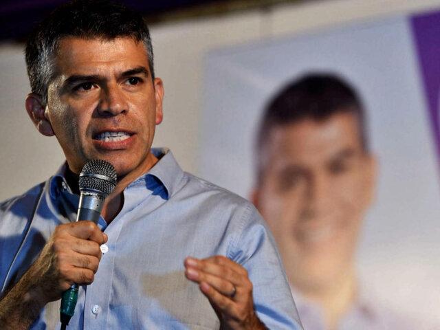 """Julio Guzmán durante audiencia por caso Odebrecht: """"Es imposible que haya recibido dinero"""""""
