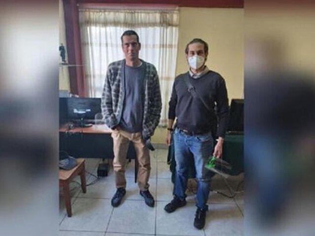 Cusco: tras dos años de búsqueda encuentran a turista belga en situación de mendicidad