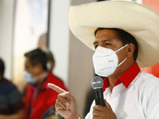 Pedro Castillo anuncia que fortalecerá su 'Plan Bicentenario'