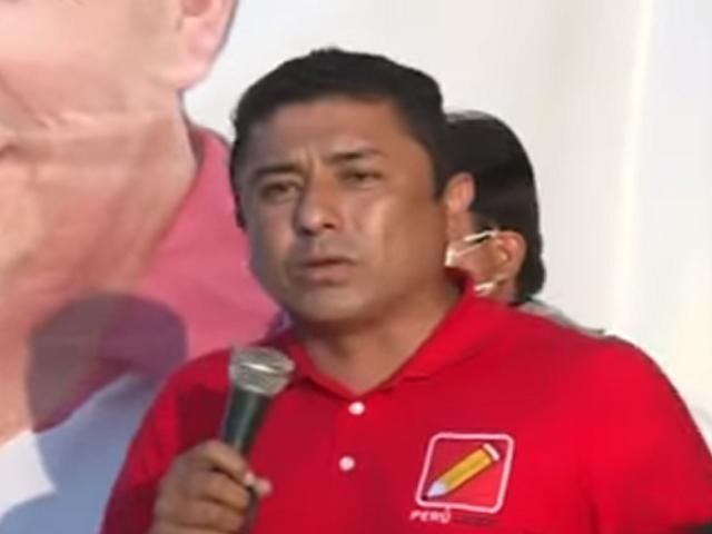 Huánuco: hallan a virtual congresista Guillermo Bermejo en reunión con licor
