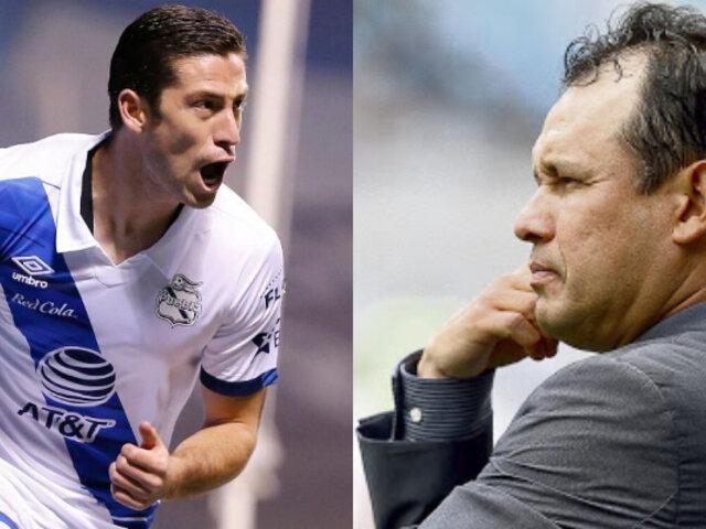 Juan Reynoso felicitó convocatoria de Santiago Ormeño para la Selección Peruana