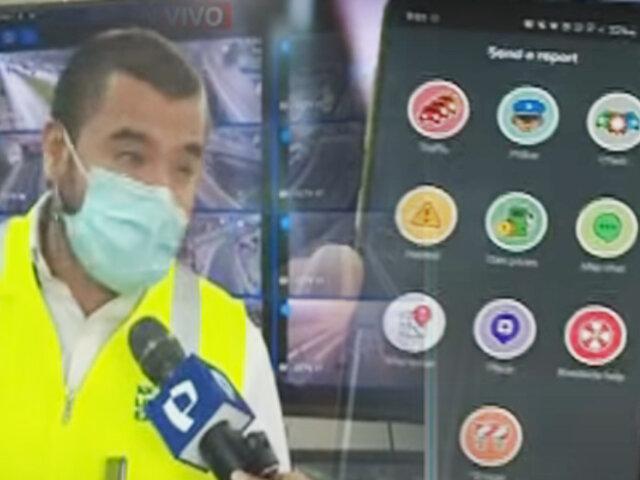 Waze y Lima Expresa: Así opera el nuevo sistema para ver en tiempo real accidentes