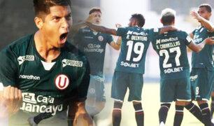 Universitario venció 2-1 a Alianza Atlético por la fecha 6 de la Liga 1