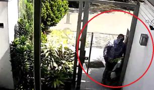 Surco: fingen ser vecinos del condominio y roban joyas valorizadas en 10.000 dólares