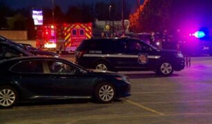 EEUU: feroz balacera en casino deja al menos siete personas heridas