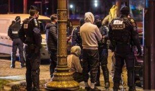 Francia: macrofiesta reúne a más de 400 personas pese a emergencia sanitaria por la Covid-19
