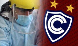 Cienciano reportó un caso positivo de COVID-19 en su plantel