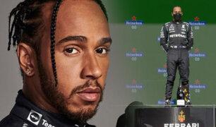 Fórmula 1: Lewis Hamilton gana el Gran Premio de Portugal