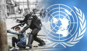 ONU pide investigación por asesinatos ocurridos durante protestas en Colombia
