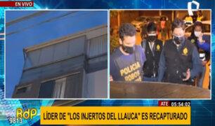 'Los Injertos de Llauca': allanan viviendas de banda acusada de robar bajo modalidad de reglaje