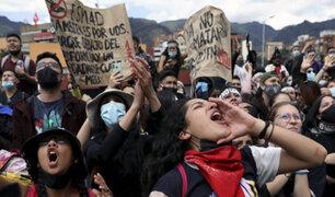 Colombia: protestas causan la muerte de 17 personas y dejan más de 800 heridos